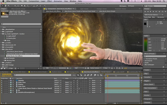 Adobe After Effects CS5.5 1.0.6