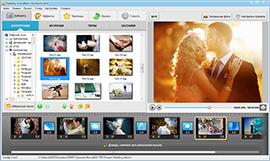 Как сделать фильм из видео в домашних условиях видео