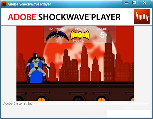 Adobe Shockwave Player 12.1.9.160
