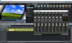 Програмку для монтажа видео magix movie edit pro