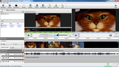 VideoPad Video Editor Professional 532 Full - kuyhAaMe